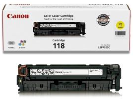 canon 2659B001AA Toner Cartridge Yellow