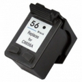 Remanufactured Black Inkjet Cartridge for HP C6656A #56