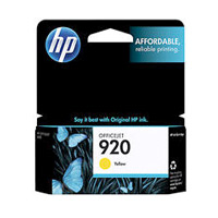 hp CH636AN Ink Cartridge Yellow