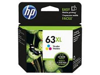 HEWLETT PACKARD F6U63AN, HP 63XL OEM/Original Ink Cartridge