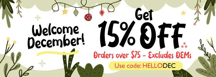 Welcome December! Get 15% OFF Ink and Toner orders over $75. Use code: HELLODEC. Excludes OEMs.