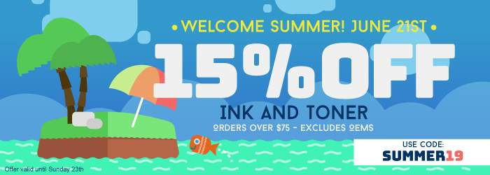 Welcome Summer! June 21st